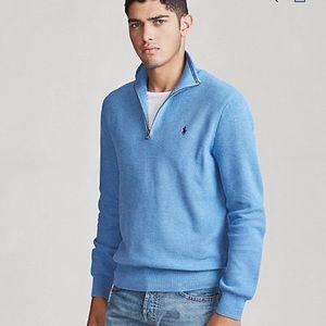 Polo by Ralph Lauren half zip